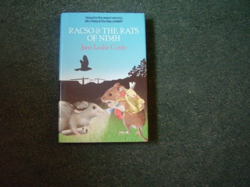 9780575032613: Racso and the Rats of NIMH