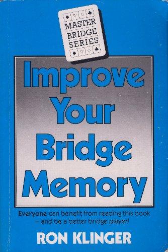 9780575032804: Improve Your Bridge Memory (Master bridge series)