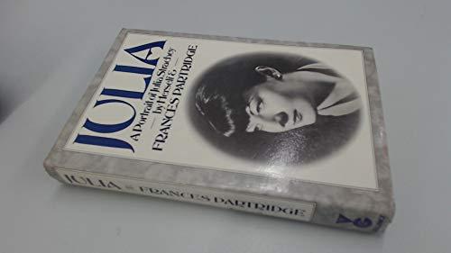 9780575032880: Julia: A Portrait of Julia Strachey