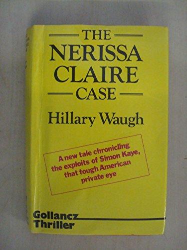 9780575033160: Nerissa Claire Case