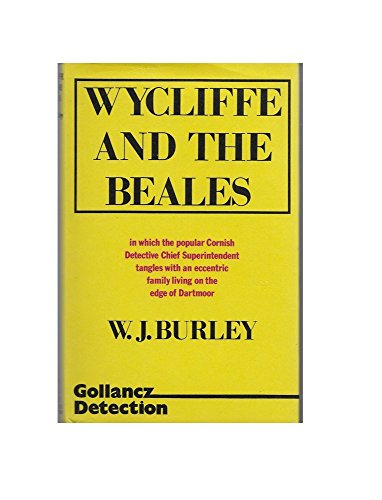 9780575033221: Wycliffe and the Beales (Gollancz detection)