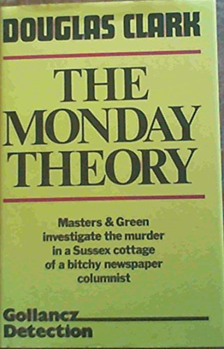9780575033597: The Monday Theory