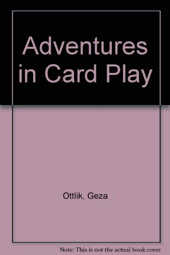 9780575033658: Adventures in Card Play