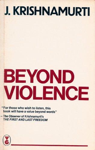 9780575033726: Beyond Violence