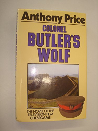 9780575033870: Colonel Butler's Wolf