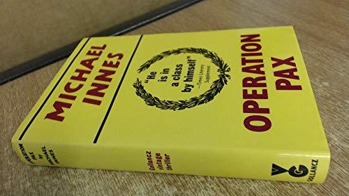 9780575034303: Operation Pax