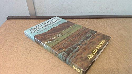 Night Falls on Ardnamurchan: Maclean, Alasdair