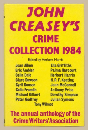 9780575035003: John Creasey's Crime Collection 1984
