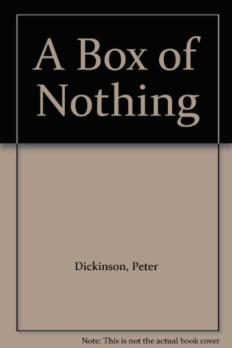 9780575035300: A Box of Nothing
