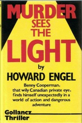 Murder sees the Light. A Benny Cooperman Mystery