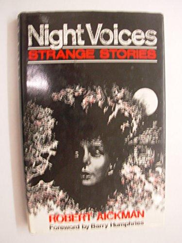 9780575036482: Night Voices: Strange Stories