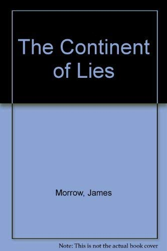 9780575036598: The Continent of Lies
