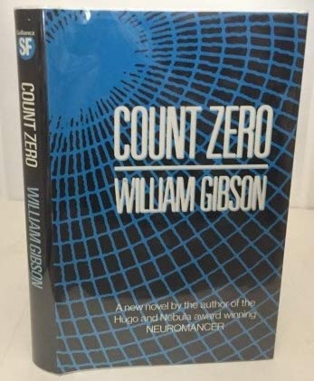 Count Zero ++++ A SUPERB SIGNED UK: William Gibson