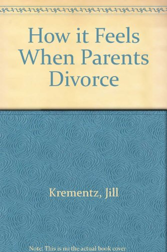 9780575037083: How It Feels When Parents Divorce