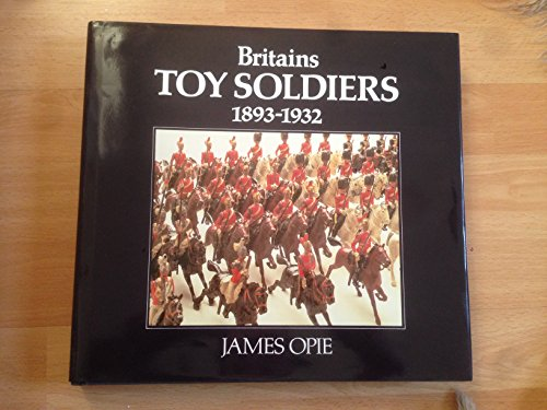 9780575037410: Britains Toy Soldiers, 1893-1932