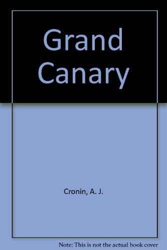 9780575037465: Grand Canary