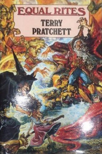 Equal Rites (Discworld): Pratchett, Terry