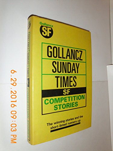 Gollancz/Sunday Times of Competition Stories: gollancz