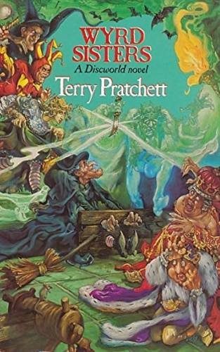 WYRD SISTERS A DISCWORLD NOVEL SIGNED