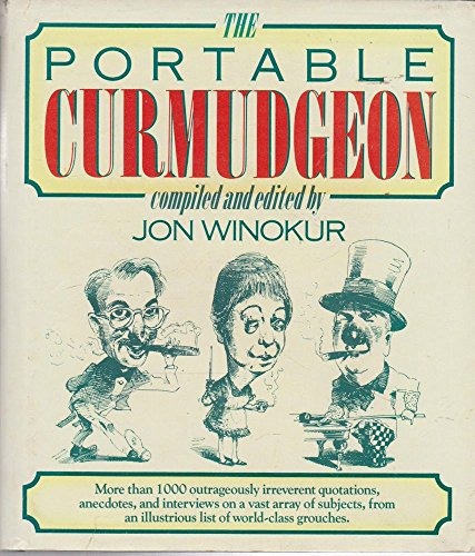 9780575043886: The Portable Curmudgeon