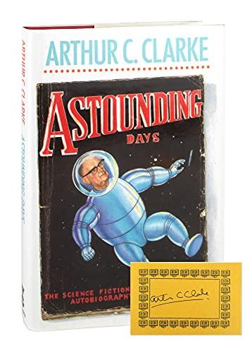 9780575044463: Astounding Days