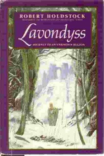 Lavondyss (signed): Holdstock, Robewrt