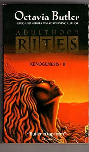 9780575044944: Adulthood Rites: Xenogenesis II
