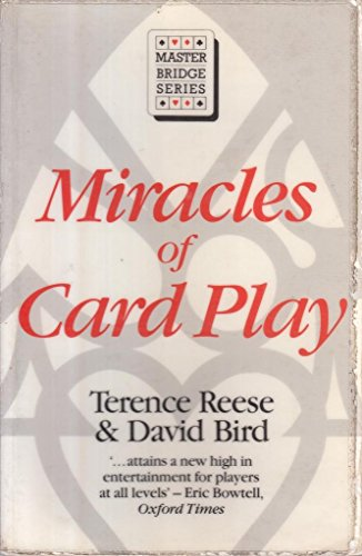 9780575045057: Miracles of Card Play (Master Bridge)