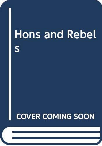 9780575045330: Hons and Rebels