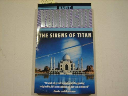 The Sirens of Titan: Kurt Vonnegut