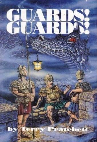 Guards! Guards!: Terry Pratchett