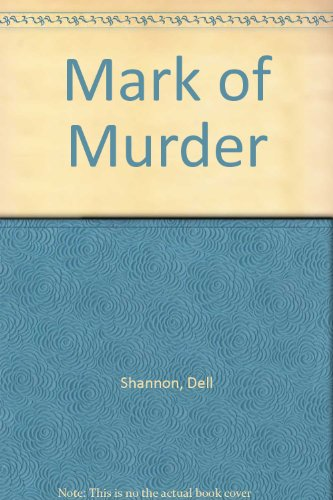 9780575046184: Mark of Murder