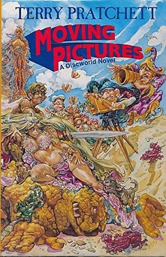 9780575047631: Moving Pictures (Discworld Novels)
