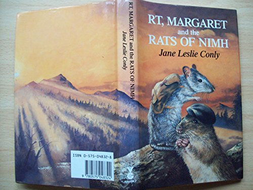 9780575048324: RT, Margaret and the Rats of NIMH