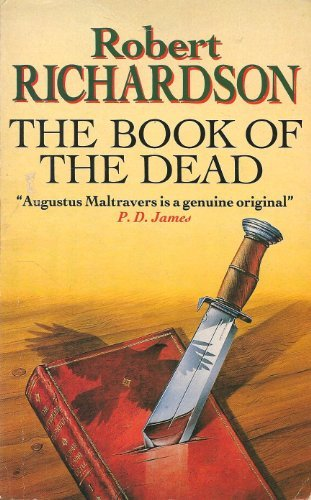 9780575048881: The Book of the Dead (Augustus Maltravers, Book 3)