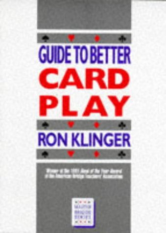 9780575049352: Guide to Better Card Play (Master Bridge)