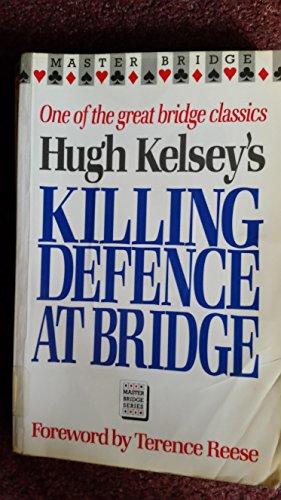 9780575049406: Killing Defence at Bridge (Master Bridge)