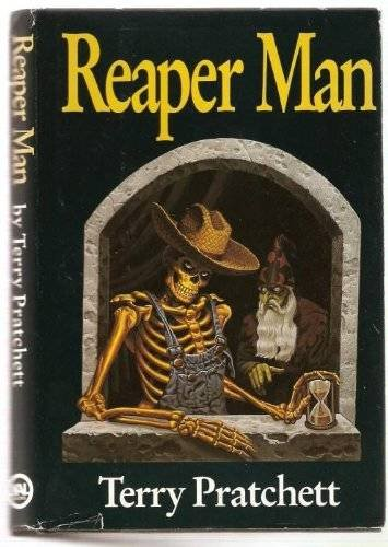 Reaper Man: Terry Pratchett