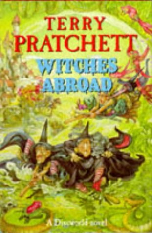 Witches Abroad SIGNED COPY: Pratchett, Terry.: