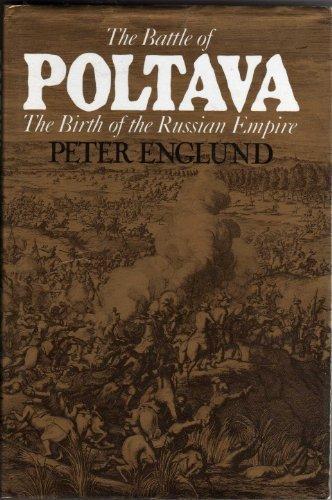 9780575051072: The Battle of Poltava: Birth of the Russian Empire