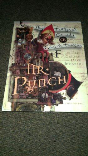 9780575051416: Mr.Punch (A VG graphic novel)