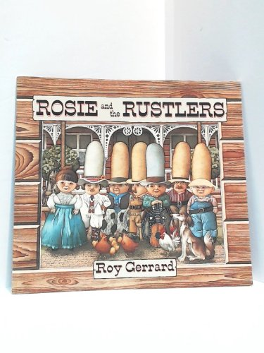 9780575052093: Rosie and the Rustlers