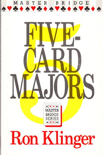 9780575052512: Five-card Majors (Master Bridge)