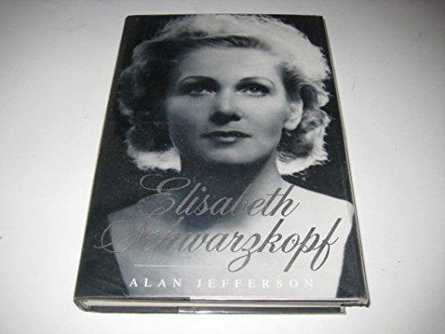 Elisabeth Schwarzkopf: Jefferson , Alan