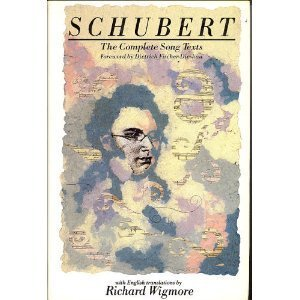 9780575052956: Schubert: The Complete Song Texts