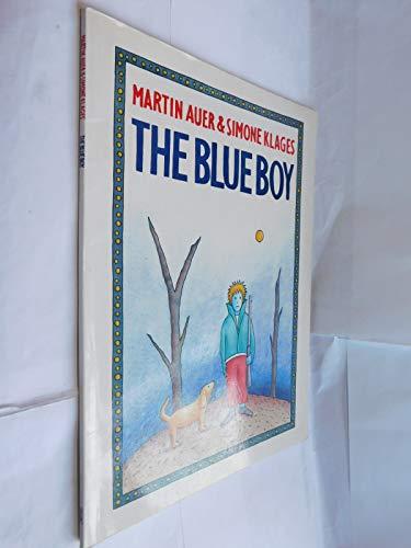 The Blue Boy: Auer, Martin