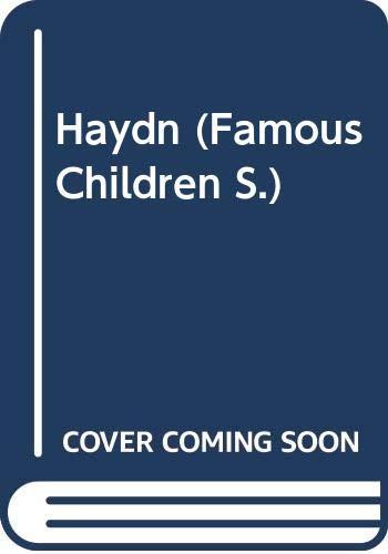 9780575053601: Haydn (Famous Children)
