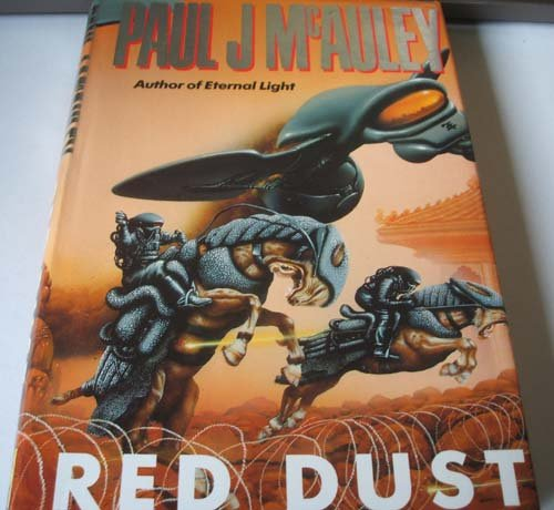 9780575054882: Red Dust