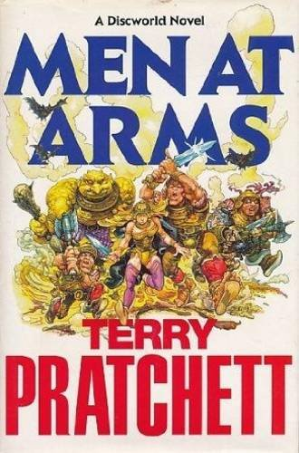 9780575055032: Men at Arms (Discworld Novels)