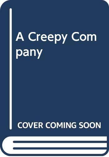 9780575055445: A Creepy Company